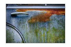 '49 Chrysler (Terry L. Olsen) Tags: automobile antique detail 49chrysler hdr lightroomcc mechanical rust