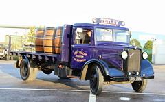 BEDFORD WTL Brewers Dray Tetley Leeds Rteve Hullah Haulage Ripon BRA896 Frank Hilton IMG_9191 (Frank Hilton.) Tags: erf foden atkinson ford albion leyland bedford classic truck lorry bus car