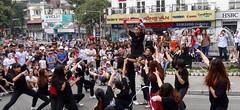 Freeze frame! (program monkey) Tags: oldquarter vietnam hanoi celebration dance