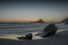 The blue hour at Pfeiffer Beach, Big Sur (adamkmyers) Tags: bigsur pfeifferbeach
