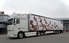 DAF XF 105 (Vehicle Tim) Tags: daf xf lkw truck szm sattelzugmaschine fahrzeug