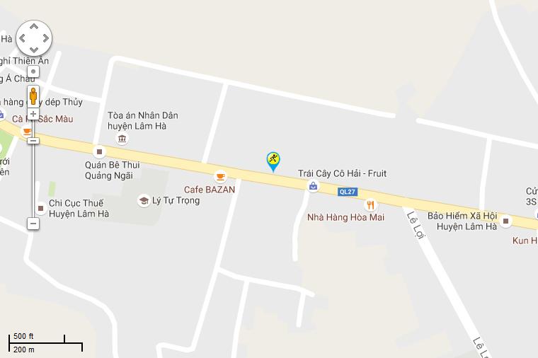 Khai trương siêu thị Điện máy XANH Lâm Hà, Lâm Đồng