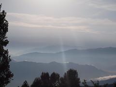 sunrise over the mountains (zasami) Tags: islamabad pakistan muree galyat outdoor nature hill hillstation bhurban beautiful
