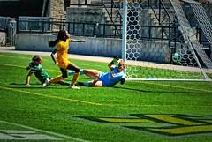 Owls vs Hatters (BDM17) Tags: kennesaw state university ksu lady owls soccer goal score kick defend stetson hatters georgia cobb ga sport women