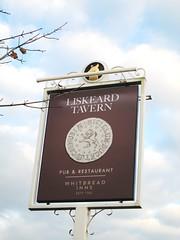 Liskeard Tavern Pub Sign (Bridgemarker Tim) Tags: pubs inns signs liskeard
