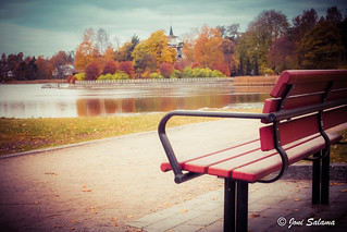 Seurasaarensalmi, Autumn