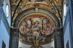 """Jugement Dernier"", 1538-1544 Girolamo Bedoli-Mazzola, chur de la  cathdrale Santa Maria Assunta (XIIe sicle), Parme, Emilie-Romagne, Italie. (byb64) Tags: parme parma pr prma provincedeparme provinciadiparma emilieromagne emilia emiliaromagna emilie italie italy italia italien europe eu europa ue cit city citta ciudad town statd ville cathdrale cathedral catedrala duomo dom roman romanico romanesque romanesqueart artroman xiie 12th nef nave cattedrale fresques frescoes frescos fresko affreschi xvie 16th cinquecento girolamobedolimazzola bedolimazzola renaissance renacimiento rinascimento jugementdernier giudiziouniversale"