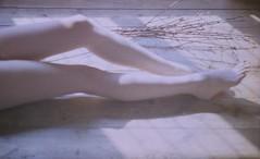 (Leanne Surfleet) Tags: selfportrait colour film 35mm blossom expired zenite leannesurfleet