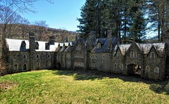 Castle built in 1924 and no one ever lived in it. - NY (Forsaken Fotos) Tags: newyork urbexing