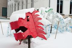 Dragon (PPJC) Tags: leuven dragon m recycling draak museumleuven mleuven