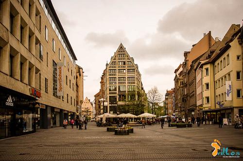 Centro de Nuremberga