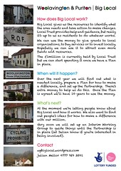Woolavington and Puriton poster page 2 (Big Local) Tags: poster flyer posters leaflet publicity flyers leaflets biglocal localtrust woolavingtonandpuriton puritonandwoolavington
