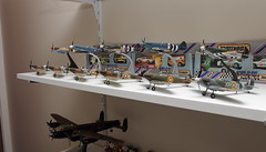 collection shot 3 (s4turn17) Tags: corgi lego transformers snoopy planes smurfs matchbox diecasts toyroom