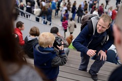 le petit photographe (petetva) Tags: people paris france kids europe trips