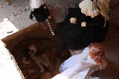 Ruines (Nylh) Tags: mantis elle bjd hyun unoa minotaure lusis dollmate transcendb smm1
