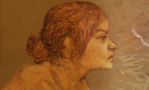 "Las Madeleines escuchando la soleada soledad, descripciones de Henri de Toulouse Lautrec (1889) y Pablo Picasso (1904). • <a style=""font-size:0.8em;"" href=""http://www.flickr.com/photos/30735181@N00/8805135555/"" target=""_blank"">View on Flickr</a>"