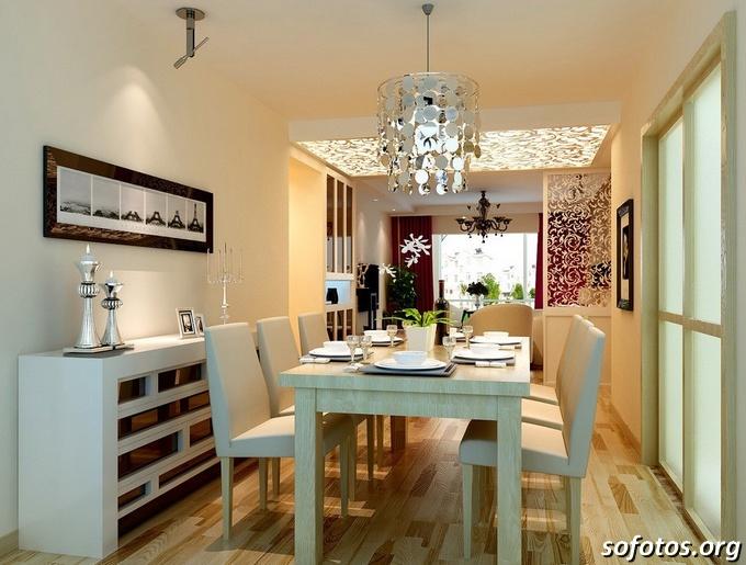 Salas de jantar decoradas (57)