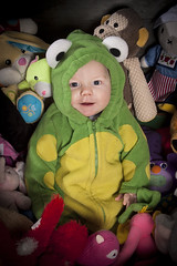 Davick5mnths2229 (amelia marie 73) Tags: pink boy red usa dog baby elephant cute green yellow mi children toys photography costume nikon sweet box 5 michigan patterns tan smiles adorable stuffedanimals kalamazoo months poo variety froggy catinthehat ameliafalk ameliasbydesign