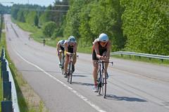 Vantaa Triathlon - Cycling stage (K3ntFIN) Tags: road summer copyright sun sports bicycle speed canon fun cycling action competition dos 7d tough triathlon challenge vantaa pyöräily urheilu kuusijärvi