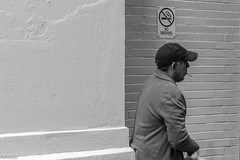 New York City #33 (airpix84) Tags: street new york city usa white black june brooklyn america island long unitedstates bronx manhattan united may queens states nosmoking avenue giugno bnw staten maggio 2013