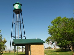 cold water tower (Eli Nixon) Tags: road usa colorado grover prairie drivebyshooting pawneenationalgrassland iso80 weldcounty grovercolorado shortgrassprairie