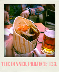 the dinner project: kw 23 (zwergenprinzessin) Tags: vienna food dinner kche falafel weekly tortilla kochen neubaugasse mahlzeit 2013 poladroid dailydinner maschumaschu thedinnerproject 2013june