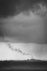 Creator of Cloud (ChrisDale) Tags: architecture bartonuponhumber blackandwhite bridge chimney chrisdale chrismdale cloud dark estuary fog grey hessle hull humber humberbridge industrial lincolnshire mono ouse pollution rain smog smoke steam structure suspension suspensionbridge trent water yorkshire