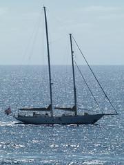Sail Yacht 'Oleana' 25 meter (Geminiature Nature+Landscape Photography Mallorca) Tags: oleana sail yacht zeilboot zeiljacht velero super mallorca sailyacht oliviervanmeer architect zaca 73 zaca73 acicoyachts yate grande big groot mega