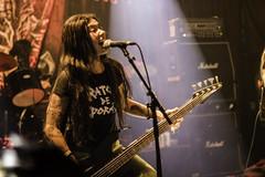 Nervosa live 8-19-2016pic6 (Artemortifica) Tags: brazil chicago mosh nervosa reggies reign suspended wrath brutal concert deathmetal event live metal music performance pit stage thrashmetal il