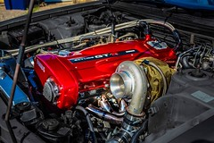 The Heart of Godzilla. (jayjeylanii) Tags: r33 fast godzilla vehiclephotography rb26 jdm skyline gtr nissan cars