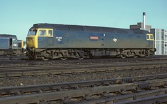 47402 Haymarket (jbg06003) Tags: class47 class45 brblue brush duff haymarket depot scotrail