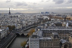 Paris November 2009 (scatman otis) Tags: paris parisfrance france notredame riverseine cities