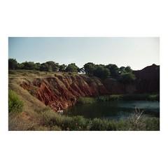 (a l k o i p a) Tags: analog film pellicola 35mm olympus olympusom10 cavabauxite otranto puglia