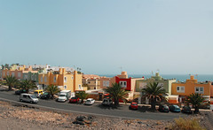 DSC_0082 (RD1630) Tags: fuerteventura summer sunny sun desert islands canary spain jandia nature urban building house town outside outdoor morro jable sky landscape landschaft