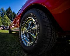 Ford Mustang 1968 (Myggan68) Tags: bilar classiccarweek classiccarweek2016 wheel ford classiccar worldcars