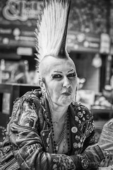 HC9Q9167-Edit (rodwey2004) Tags: punks mohawk mohican streetphotography camden thestablesmarket