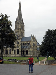 Salisbury Cathedral 2016 (Sweet Mango 1965) Tags: salisbury cathedral 2016 architecture wiltshire