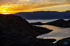 0903 IMG_8933 (JRmanNn) Tags: lakemead sunrise bouldercity fishing silhouette