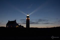 Leuchtturm (elmarburke) Tags: leuchtturm dmmerung texel holland island lighthouse netherlands vuurtoren dust schemer twilight
