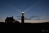 Leuchtturm (elmarburke) Tags: leuchtturm dämmerung texel holland island lighthouse netherlands vuurtoren dust schemer twilight