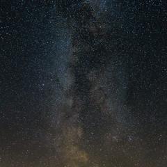Milky way (trimailov) Tags: kernave milkyway milky way astro astrophotography night nightscape landscape stars starscape longexposure trees d7000 nikon