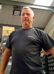 Mr Jeffries (Worcestershire UK) Tags: ethosenergy ethos work workshop uk steamuk worcs worcestershire worcester workmates colinjeffries