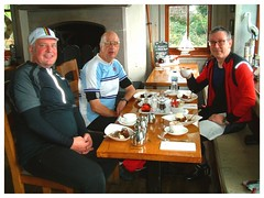 Let Them Eat Cake! (Paris-Roubaix) Tags: afternoon coffee flying scot group bicycle run doune braes greenock lake menteith arnprior david rattray co ltd murray street glasgow scottish racing bicycles