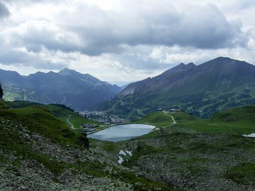 Obertauern - Wanderung auf die Seekarspitze - Grünwaldsee