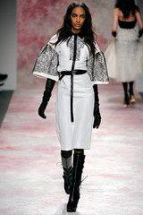 00250fullscreen (Mademoiselle Snow) Tags: prabal gurung autumnwinter 2011 ready wear collection