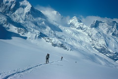 Haute Route (czpictures) Tags: hauteroute mountains ski touring switzerland glacier mountaineering alpinism 4000er