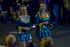 Exmouth Carnival Procession 2016. (David James Clelford Photography) Tags: exmouthcarnivalprocession2016 saturday8thoctober2016 carnival girls babes sexyladies minidress miniskirt cheerleaders majorettes