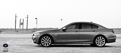 My New Love (WaQas Munir) Tags: bmw dubaiphotographer 5series qudralake bmwdubai