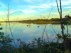 Brooklyn Dreamstate (I like green) Tags: photostream gerritsen creek fishing raft rowboat
