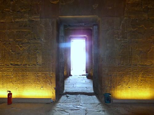 Temple of Kalabsha, Aswan, Egypt. 2016